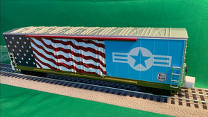 "MTH 20-93873 - 50' Dbl. Door Plugged Boxcar ""Kansas City Southern"""