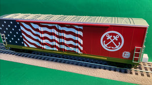 "MTH 20-93872 - 50' Dbl. Door Plugged Boxcar ""Kansas City Southern"""