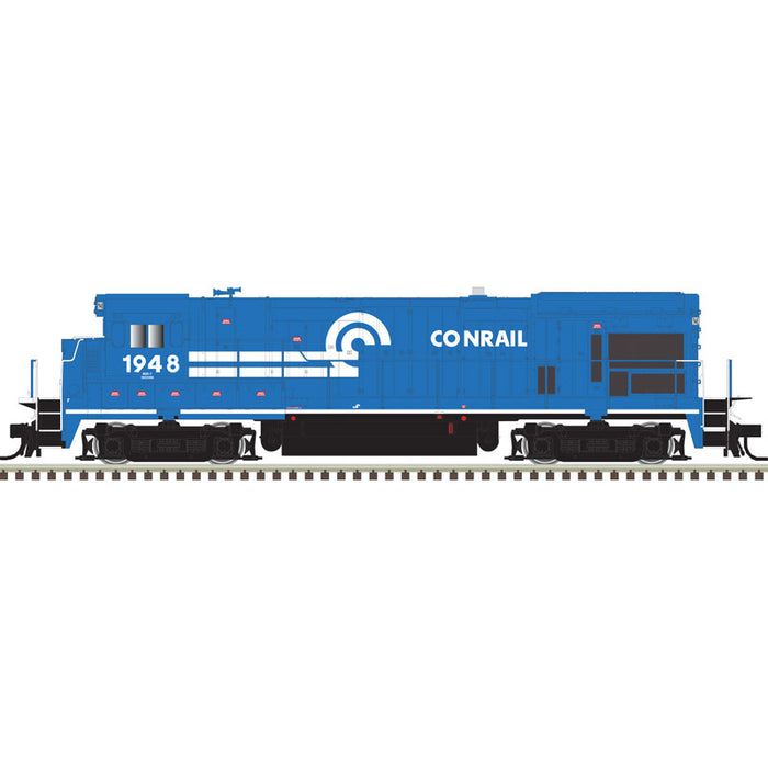 Atlas HO 10003643 - HO B23-7 Locomotive - Conrail 1963 (White Sill) (Blue/White)