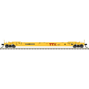"Atlas HO 20005994 - 48' All Purpose Well Car ""TTX"" #456202"