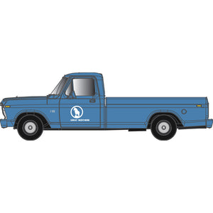"Atlas HO 30 000 128 - Ford F-100 Pickup Truck ""Great Northern"" (Blue)"