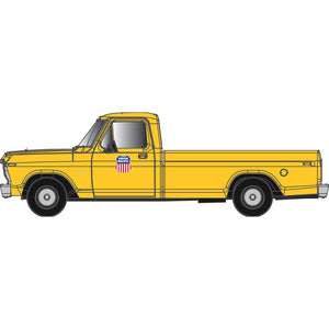 "Atlas HO 30 000 131 - Ford F-100 Pickup Truck ""Union Pacific"" (Yellow)"