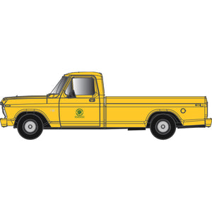 "Atlas HO 30 000 134 - Ford F-100 Pickup Truck ""Southern"" (Yellow)"