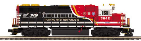 "MTH 22-20648-2 - GP-38-2 Diesel Engine ""Norfolk Southern"" w/ PS3 (Scale Wheels)"