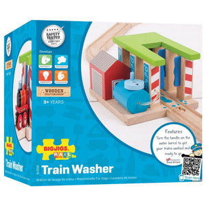 BigJigs BJT250 - Train Washer