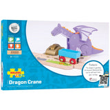 BigJigs BJT270 - Dragon Crane