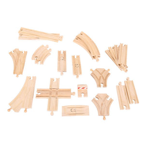 BigJigs BJT052 - Low Level Track Expansion Pack