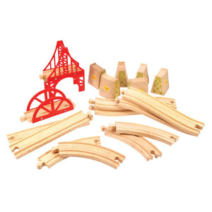 BigJigs BJT055 - Bridge Expansion Set