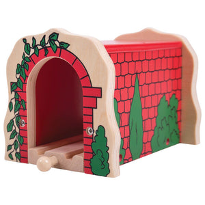 BigJigs BJT135 - Red Brick Tunnel