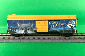 "MTH 30-71018 - Box Car ""Halloween"" w/ Glowing LEDs"