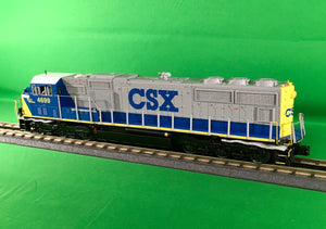 "MTH 20-21276-1 - SD70M Diesel Engine ""CSX"" #4699 City of Miami w/ PS3 (Hi-Rail Wheels)"