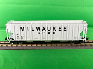 "Lionel 6-84125 - PS-2CD Covered Hopper ""Milwaukee Road"""