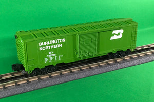 "Atlas O 1001003 - Industrial Rail - Boxcar ""Burlington Northern"""