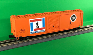 "MTH 20-93667 - 50' Ps-1 Box Car ""Bessemer & Lake Erie"" w/ Youngstown Standard Door"