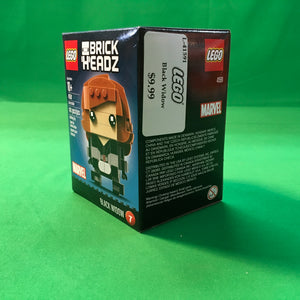 Lego 41591 - BrickHeadz - Black Widow