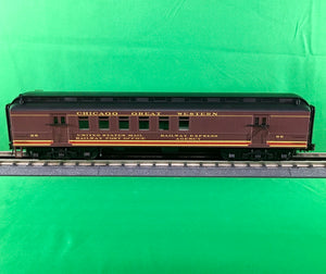 "Atlas O 2001425 - Trainman - 60' RPO Car ""Chicago & Great Western"""