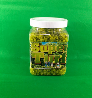 Scenic Express EX860B - Light Green SuperTurf - 32 Oz.