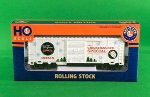 "Lionel HO 1954080 - Boxcar ""Christmas 2019"" #122519"