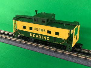 "MTH 20-91653 - Steel Caboose - Center Cupola ""Reading"""