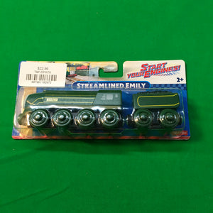 Thomas & Friends™ DFW78 - Wooden Railway Streamlined Emily
