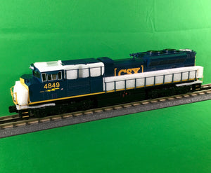 "MTH 30-20705-1 - SD70ACe Imperial Diesel Engine ""CSX"" #4849 w/ PS3"