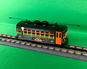 "Lionel 2035010 - Trolley ""ELX Halloween"""