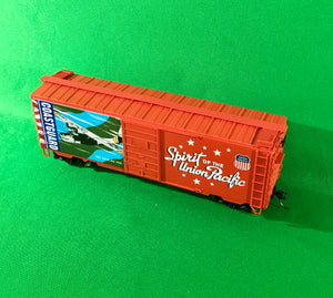 "MTH 85-74159 - 40' PS-1 Box Car ""Union Pacific"" Coast Guard"