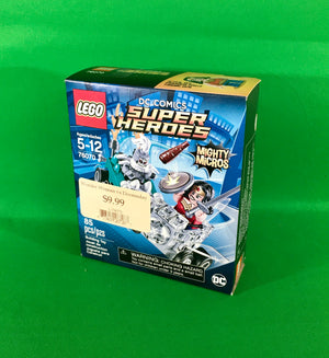 Lego 76070 - Super Heroes - Mighty Micros: Wonder Woman™ vs. Doomsday™
