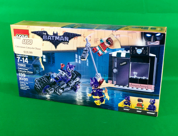 Lego 70902 - Batman Movie - Catwoman™ Catcycle Chase