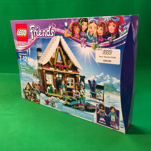 Lego 41323 - LEGO Friends - Snow Resort Chalet