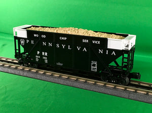 "Lionel 6-84366 - Woodchip Hopper ""Pennsylvania"""