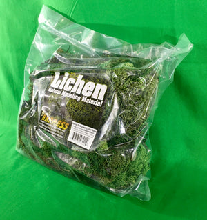 Scenic Express EX8022 - Dark Green Lichen Mix 1/4 Kilo