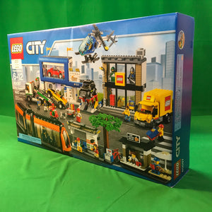 Lego 60097 - City Town - City Square