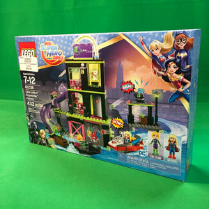 Lego 41238 - DC Super Hero Girls - Lena Luthor™ Kryptomite™ Factory