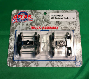 Atlas O 7067 - Andrews Trucks (2-Rail)