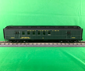 "Atlas O 2001424 - Trainman - 60' RPO Car ""Central New Jersey"""