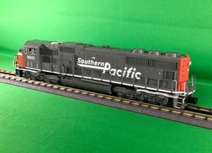 "MTH 20-21344-1 - SD70M Diesel Engine ""Southern Pacific"" w/ PS3 #9818 (Hi-Rail Wheels)"