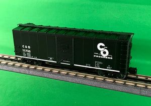 "Atlas O 3001833 - 40' 1937 AAR Box Car - Single Door ""Chesapeake & Ohio"""
