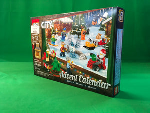 Lego 60155 - City Town - LEGO® City Advent Calendar