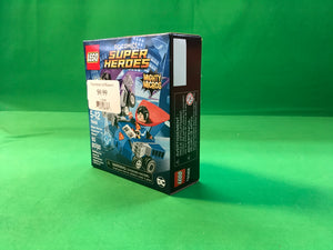 Lego 76068 - Super Heroes - Mighty Micros: Superman™ vs. Bizarro™