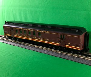 "Atlas O 2001425 - Trainman - 60' RPO Car ""Chicago Great Western"""