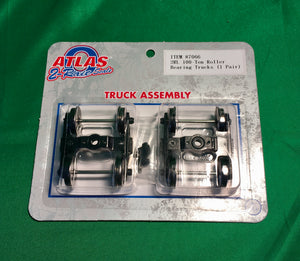 Atlas O 7066 -100-Ton Roller Bearing Trucks (2-Rail)