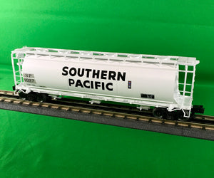 "Lionel 6-84927 - Cylindrical Covered Hopper ""Southern Pacific"" #1027"
