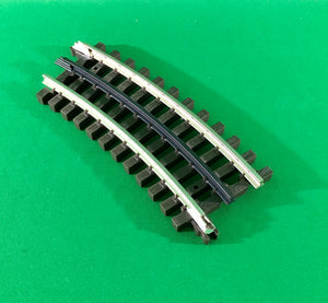 Atlas O 6044 - O-27 Half Curve Track Section (O Scale)