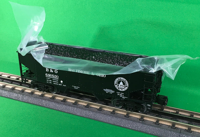 "MTH 20-97819 - 2-Bay Offset Hopper Car ""Baltimore & Ohio"""