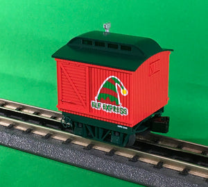 "Lionel 2027011 - Disconnect Baggage Pass Cars ""Christmas"""