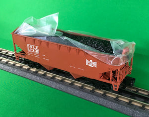 "MTH 20-97817 - 2-Bay Offset Hopper Car ""Bessemer & Lake Erie"""