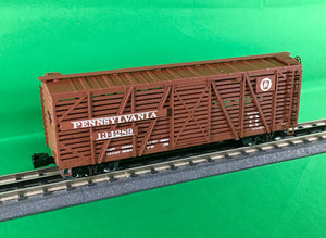 "Lionel 3-17260 -  LionScale - Stock Cars ""Pennsylvania"" (6-Car)"
