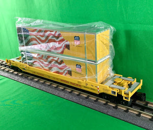 "MTH 30-76798 - Husky Stack Car ""Union Pacific"""
