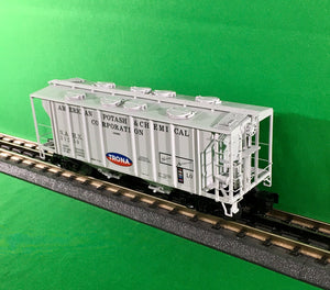 "Lionel 6-85093 - PS-2 Covered Hopper ""American Potash"" #31259"